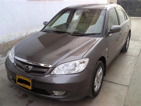Modified Civic Prosmatic by Honda Civic 2005 Exi Prosmatic For Sale Cars Pakwheels