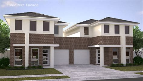 duplex designs by zac homes