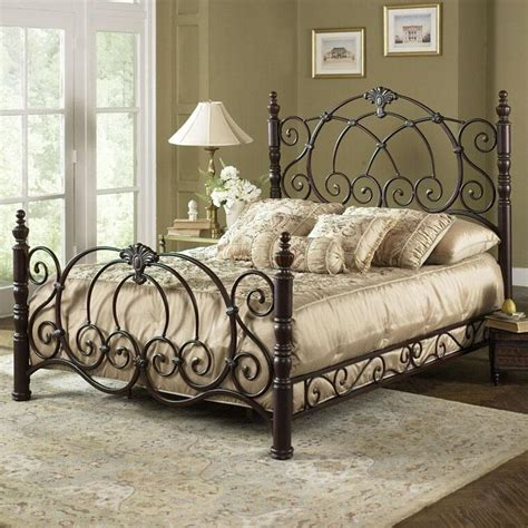 wrought iron bedroom furniture 17 best ideas about wrought iron beds on pinterest