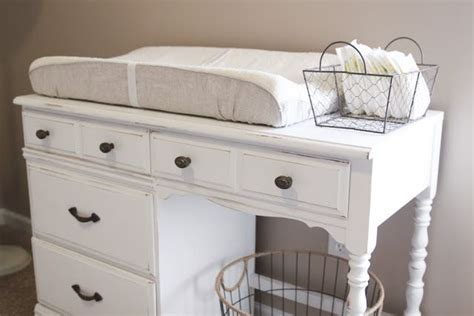 cheap changing table dresser changing table dresser diy woodworking projects plans