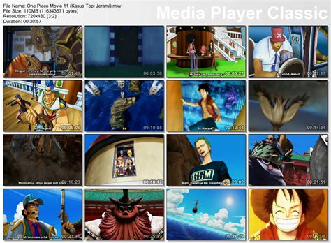 film one piece bahasa indo download film one piece the movie 11 kasus topi jerami 3