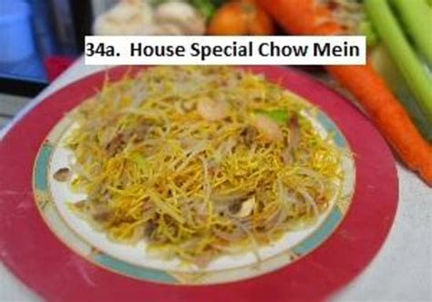 House Chow Mein by 34a House Special Chow Mein Picture Of Bamboo House