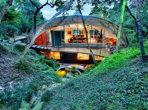 Cost To Build A Modern Home friday eye candy austin s grotto dome