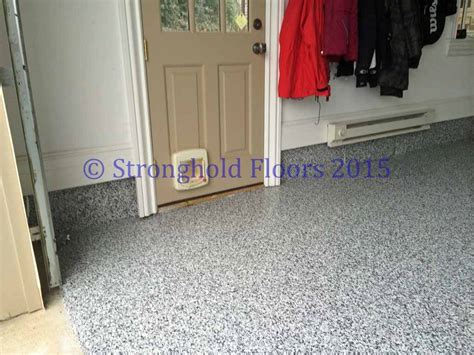 Garage Floor Coating Virginia Mclean Virginia 2 Car Garage Epoxy Coated