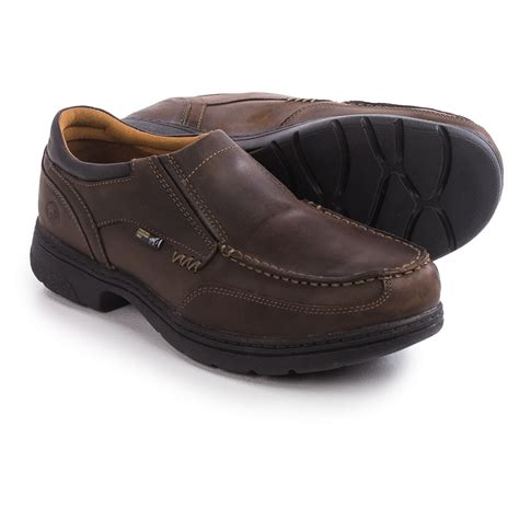 slippers for work timberland pro branston moc alloy toe esd work shoes for