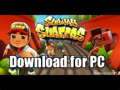 subway surfers new york game for pc free download full version download subway surfers new york para pc