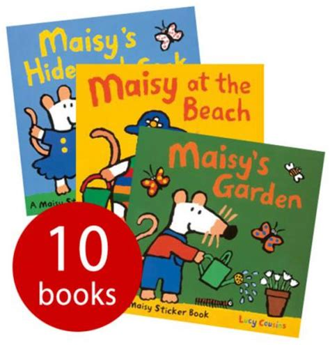 The Book Peoples Bargains by Maisy Activity Set 10 Books 163 6 30 Delivered Using
