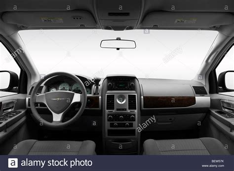 My Dashboard Chrysler by 2010 Chrysler Town And Country Touring In Silver