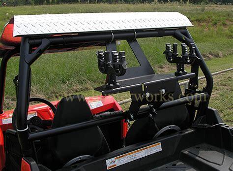 Polaris Rzr Gun Rack by Polaris Rzr Xp 1000 900 Polaris Ranger 800 Polaris Rzr