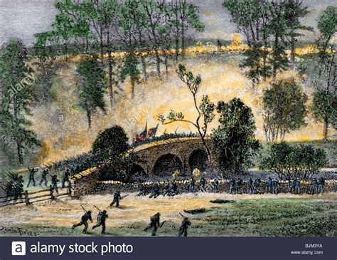 the antietam and its bridges 1910 the annals of an historic classic reprint books union charge across burnside bridge antietam creek