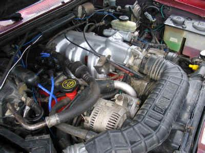 how petrol cars work 2003 ford ranger engine control ford 4 0 liter v 6 conversion wiring from explorer to bronco ii bronco ii corral