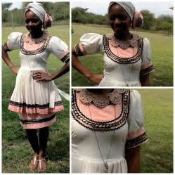 Gontse mathabathe sepedi doek traditional sepedi dress rt sandals