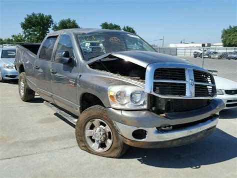 used dodge ram truck parts used parts 2007 dodge ram w2500 6 7l inline 6 turbo diesel