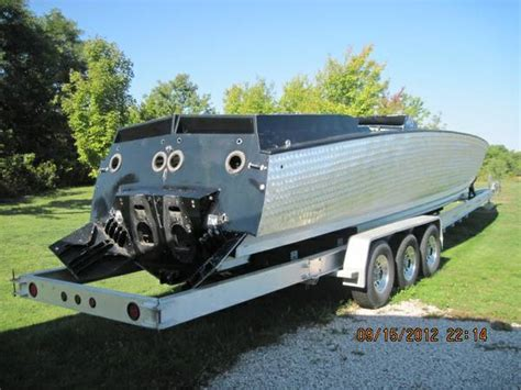 cigarette boat for sale on craigslist rascal classic aluminum race boat on craigslist