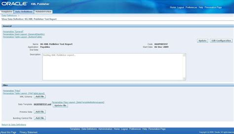 xml publisher report with templates create xml publisher report with out rdf file home