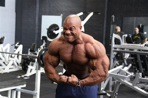 phil heath bench press muscle male model p 243 s olympia