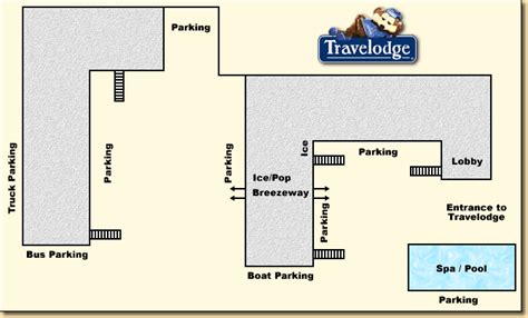 html layout property the travel lodge zion hotel presents southern utah area map