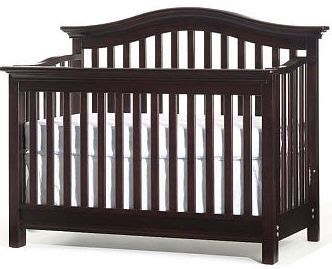 One Sassy Housewife Finally Baby P S Furniture Babi Italia Pinehurst Lifestyle Convertible Crib