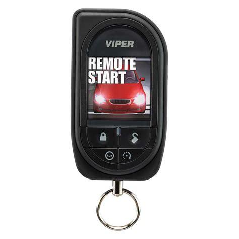 Alarm Remot Viper Color Oled 2 Way Security Remote Start System