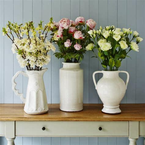 floreros y jarrones naturalismo en casa ideas de jarrones grandes