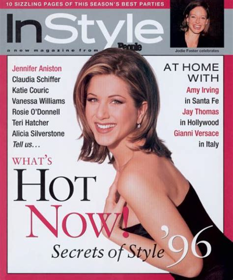 I This On In Style Magazines Site What Is In Your Bag by Instyle Magazine Covers 1996 Instyle