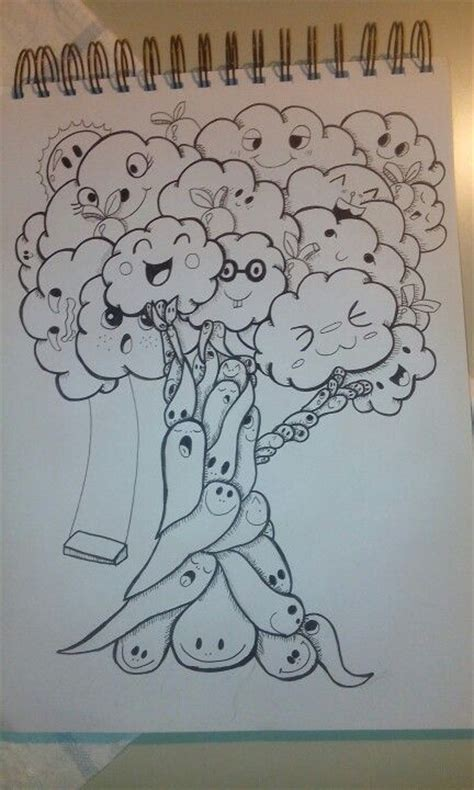 doodle meaning trees 7 best awesome doodles by vince okerman images on