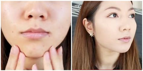 tutorial makeup luka tutorial makeup praktis menutupi jerawat vemale com