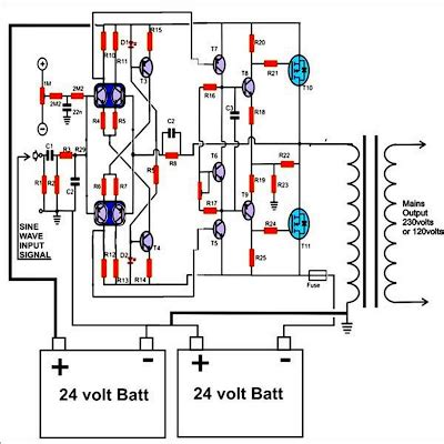 Hdi Basic Square By Hijabprincess 1000 watt sine wave inverter circuit diagram