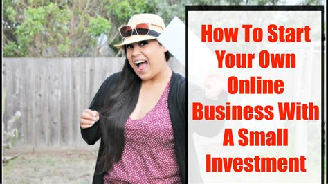 How To Start Your Own Online Business And Make Money - how to start your own online business create an online business for beginners 300