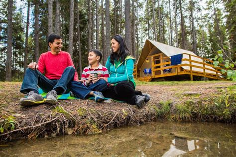 Alberta Parks Comfort Cing by Family Adventures In The Canadian Rockies Alberta Comfort