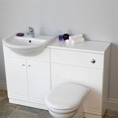 sink and vanity unit 23 stylish toilet sink combos for small bathrooms digsdigs