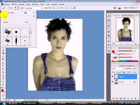 poner imagen blanco y negro en paint poner color a fotos de blanco y negro con photoshop youtube