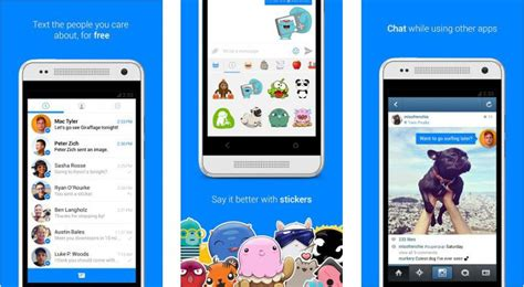 install messenger for android messenger apk for android 24 0 0 14 13 version free filezone