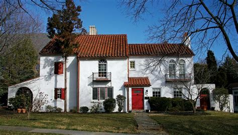 spanish revival homes an old house tour of guilford maryland old house online