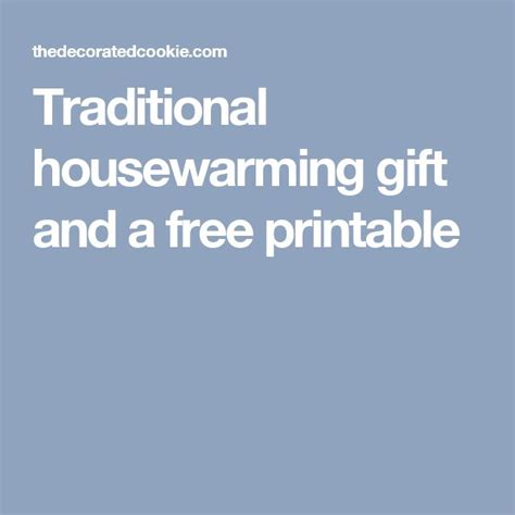 traditional housewarming gifts best 25 traditional housewarming gifts ideas on pinterest