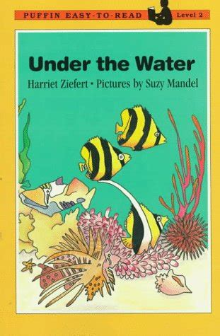 beneath the water books the water level 2 by harriet ziefert reviews