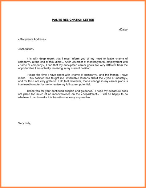 Letter For Quitting quitting letter a jpg sales report template