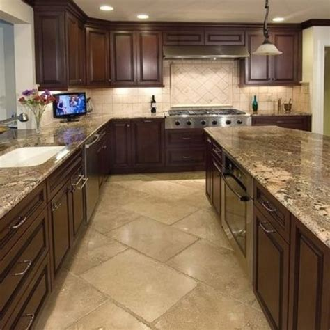 Diy Countertop Ideas by 33 Diy Cool Tile Kitchen Countertops Ideas Homedecort