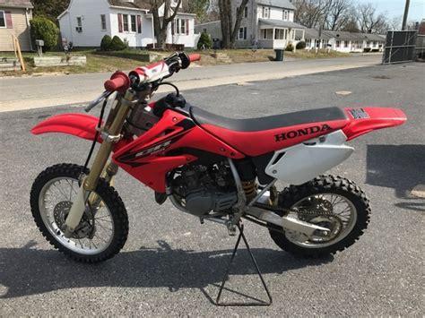honda cr85 for sale honda cr85 motorcycles for sale