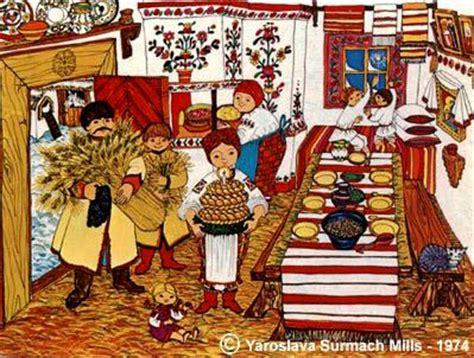 images of christmas in ukraine ukrainian christmas eve baker creek heirloom seeds