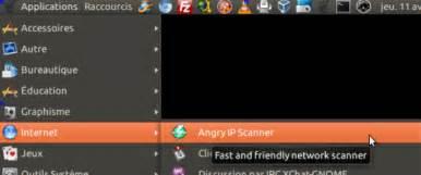 ip scan angry ip scanner scanner r 233 seau rapide et conviviale
