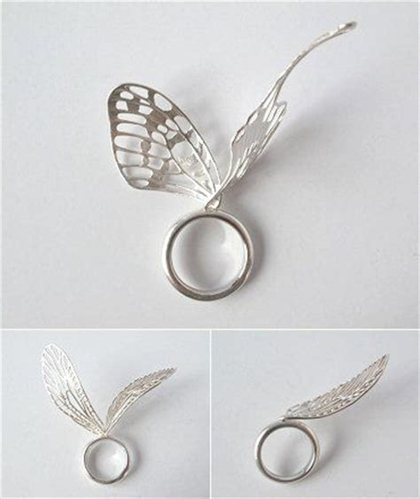 Which Jewelry Style Moderncontemporary Or Traditionalethnic 2 by Sculptural Butterfly Ring With 3d Wings Contemporary