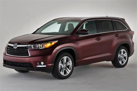 2014 used toyota highlander used 2014 toyota highlander for sale pricing features