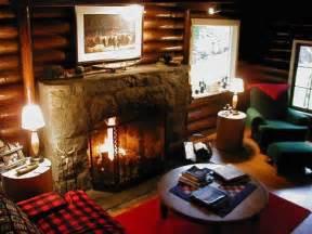 Cabin Inside Living Room » Home Design 2017