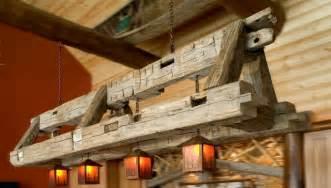 Log cabin light fixtures home design ideas