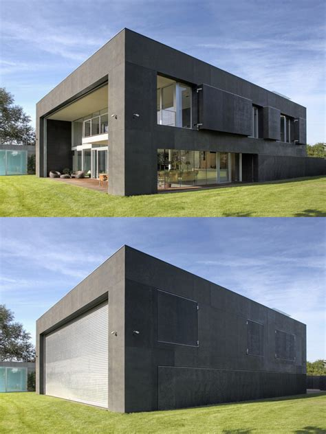 safe house amazing home closes into solid concrete cube safe house amazing home closes into solid concrete cube
