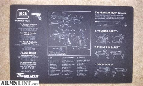 glock bench mat armslist for sale glock gunsmiths bench mat