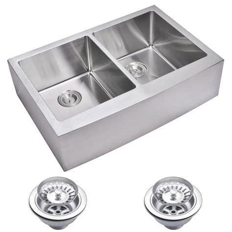 water for kitchen sink water creation undermount small radius stainless steel 31x18x9 0 bowl kitchen sink