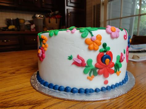 decorated cakes with hungarian themes magyar living