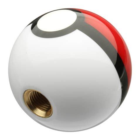 Pokeball Shift Knob For Sale by 54mm Car Manual Gear Shift Shifter Knob Pokeball 10